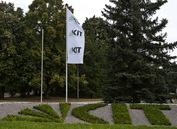 Gelände des Karlsruher Instituts für Technologie